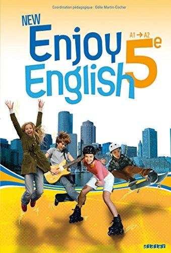 New Enjoy English 5e - Manuel numérique élève : Méthode d'Anglais Collège (New Enjoy 5e)