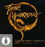 Fair Warning: Talking Ain'T Enough/Fair Warning Live in Tokyo/Lt (Audio CD)