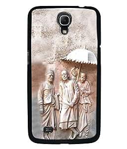 PrintVisa Designer Back Case Cover for Samsung Galaxy Mega 6.3 I9200 :: Samsung Galaxy Mega 6.3 Sgh-I527 (Ram Rama Ganesh Ganapati Krishna Srikrishna Kisna Kanayya Kanaiyah Mohana)