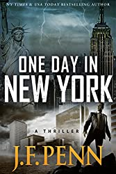 One Day In New York (ARKANE Book 7) (English Edition)