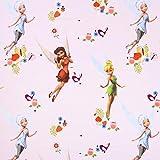Fabulous Fabrics Disney Frozen Elves Baumwollstoff 1 -