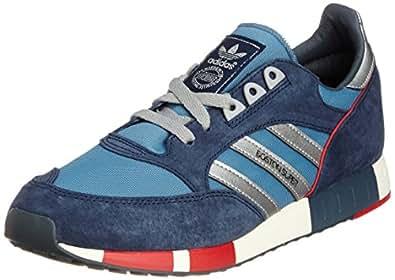 adidas Originals BOSTON SUPER Chaussures Sneakers Mode Homme Suede Bleu adidas Originals T:39 1/3