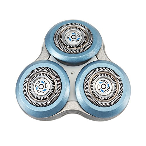 Bluelover Cabezal De Afeitar De Repuesto Philips Sh90/52