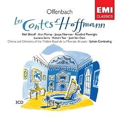 Les Contes d'Hoffmann, Act III: Enfin je vais savoir pourquoi - Vois sous l'archet fr�missant (Hoffmann, Nicklausse)