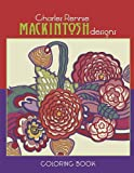 Charles Rennie Mackintosh Designs Coloring Book CB123
