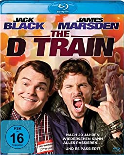 The D Train [Blu-ray]