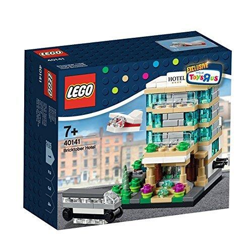 LEGO 40141 hotels ToysRus Limited by LEGO (Lego Mini Modulars)