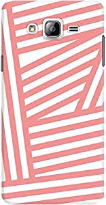 DailyObjects Rose Stripes Mobile Case For Samsung Galaxy On5