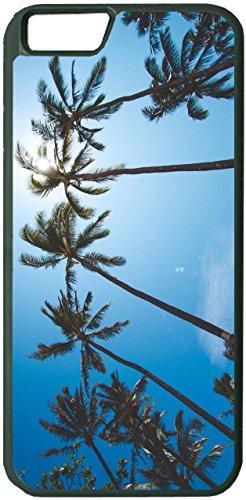 Kundenspezifischer Fall für iPhone 5 5S Palmen