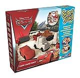 Goliath 83254 | Super-Sand Disney-Cars-Big-Set | rasantes Vergnügen fürs Kinderzimmer mit Lightning Mc Queen, Hook und Co. | Rennwagen zum Selberbauen | forme deine Traum-Rennstrecke aus modellierbarem Super Sand | ab 4 Jahren