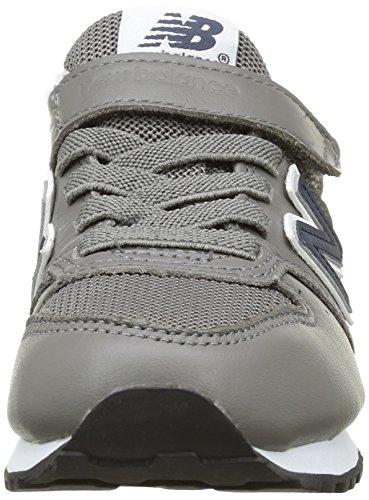 New Balance 476200-42, Chaussures Lacées Garçon Bleu (Grey/Navy/033)