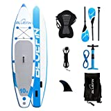 "Bluefin gonfiabile stand Up Paddle Board 10'8"" 327 cm x 15.2 cm SUP Bundle"