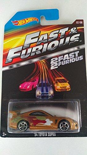 2015 Hot Wheels Fast & Furious 2/8 -