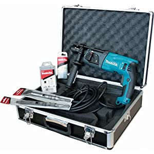 Makita - perforateur burineur sds+ électrique makita hr2470tx1, 780w, 1,8 joule