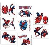 Ultimate Spiderman Tattoos
