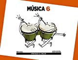 Música 6. (Aprender es crecer) - 9788467833768 (Tapa blanda)