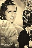 Land der Liebe - Gusti Huber, Albert Matterstock, Erik Ode ... 30 er / 40 er Jahre - Film - Poster - 20 x 30 cm (Reproduktion eines alten Filmplakats)