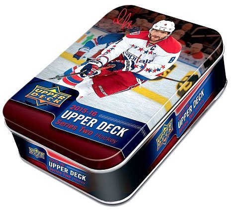NHL 2015-16 Hockey Series 2 Collector Tin by NHL