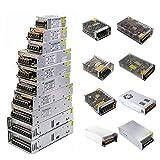 Supmico Universal 5V 6A 30W Schaltnetzteil Treiber für LED Streifen Trafo Transformator Adapter Energieversorgung