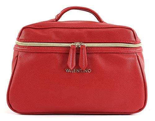 Valentino Globe Beauty Bag XL Rosso