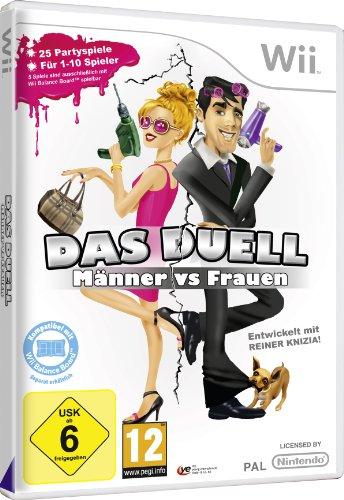 Das Duell - Männer vs. Frauen