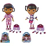 Doc McStuffins Doc 12.5cm Doll with Accessories