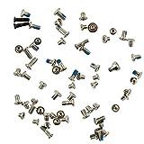 Original smartec24 iPhone 5 / 5S Schraubenset Schrauben Komplettset Kreuzschrauben für den Kompletten Austausch der iPhone Schrauben