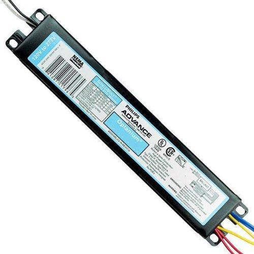 ADVANCE optanium iopa2p32N35i–120/277Volt–Instant Start–Vorschaltgerät Factor 0,87–Power Factor 99–Min. Temp. Rating-20°F–Betrieb 2F32t8Leuchtstofflampen