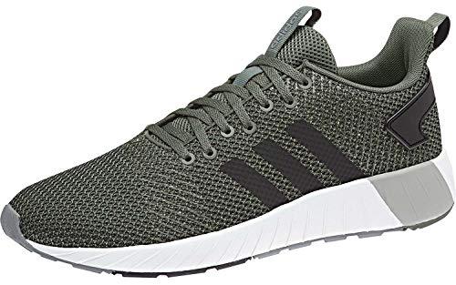 adidas Herren Questar BYD Fitnessschuhe, Grün (Verbas/Negbás/Gris 000), 44 EU