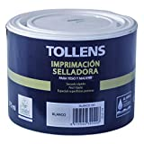 Tollens 8102 Imprimación Selladora al Agua Blanco 375 ml