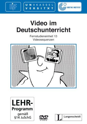 Video im Deutschunterricht, 1 DVD