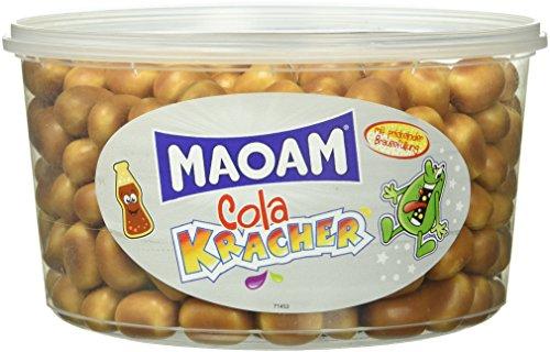 Maoam Cola Kracher, 3er Pack (3 x 1.2 kg Dose)