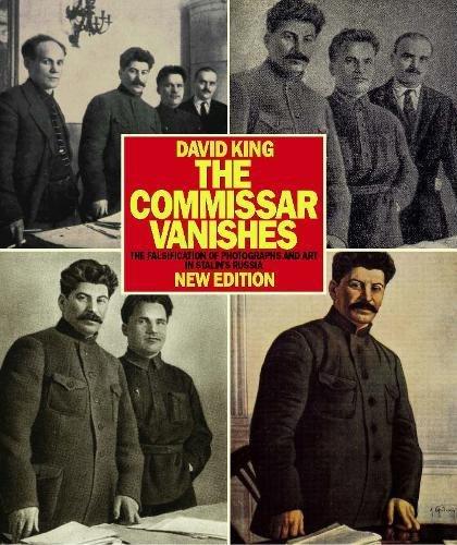 The comissar vanishes /anglais