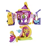 Disney Girls - Mini Princess Torre de Belleza Rapunzel (Hasbro...