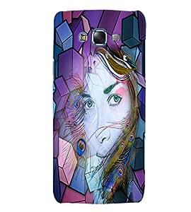 Fuson 3D Printed Girly Designer back case cover for Samsung Galaxy J5 - D4565