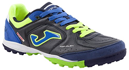 Joma Top Flex, Scarpe Da Calcetto Unisex – Adulto, Blu (Navy), 42 EU