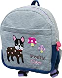 JP Poetic Sweat Kids Daypack / Chloe French Bulldog