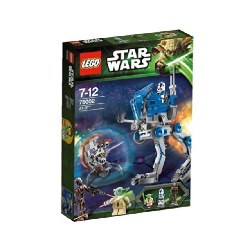LEGO Star Wars AT-RT 75002 7 + (Star 75002 Wars Lego)