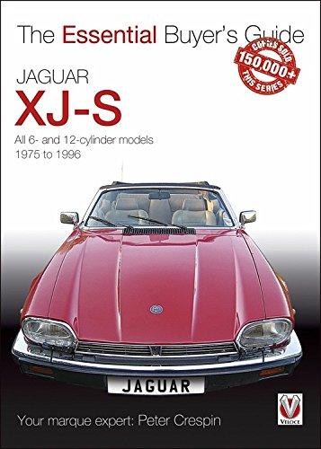 Jaguar XJ-S (Essential Buyer's Guide)
