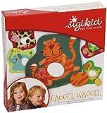 Sigikid 40547 - Gaggel Waggel, Kinderspiel