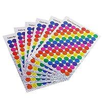 CCINEE 600 Pieces Sparkly Smiles Stickers Teacher & Parent Reward Stickers Children Kids Free Bookmark Stickers