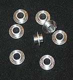 Spacer, Kugellagerspacer für Inlineskates 8 mm Achse 608er Lager
