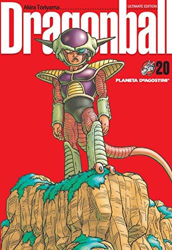 Dragon Ball nº 20/34 (Manga Shonen) por Akira Toriyama