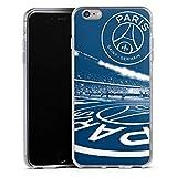 DeinDesign Apple iPhone 6s Plus Coque en Silicone Étui Silicone Coque Souple Paris...