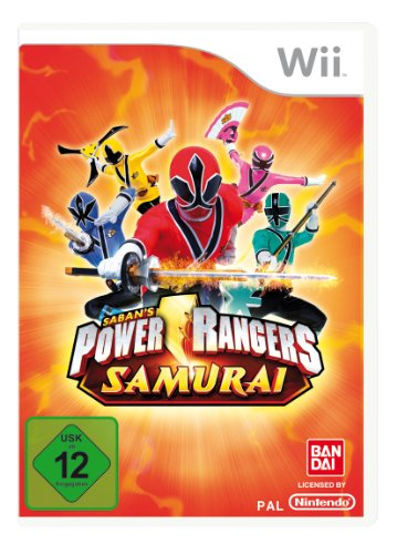 wii - power rangers samurai