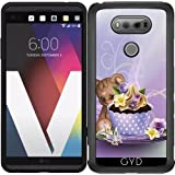 51%2BCLVlFbGL. SL160  UK BEST BUY #1Silicone Case for LG V20   cupcake bear2 by Illu Pic. A.T.Art price Reviews uk