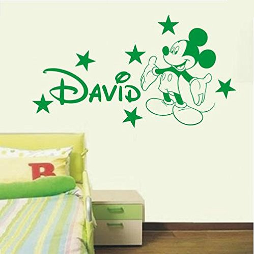 personalised-mickey-mouse-vinyl-wall-art-sticker-4-sizes-16-colours-mm1-4-x-large-100-x-60-cm-by-b