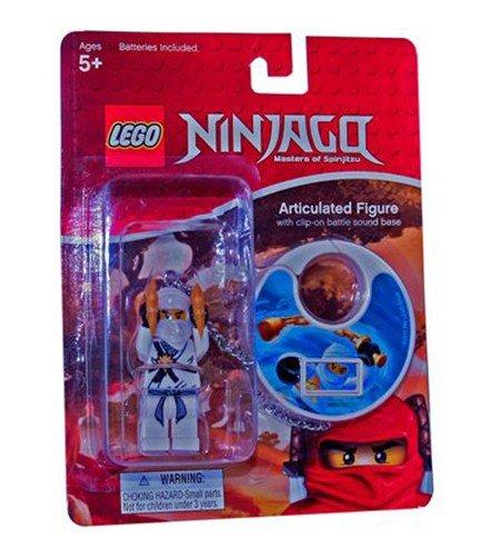 Basic Fun Lego BF11642 - Ninjago Schlüsselanhänger - Jzane (Basic Fun-schlüsselanhänger)