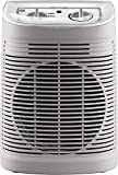 Rowenta Calefactor SO6510F2 Comfort Aqua, Color Blanco, 2400W, 2400 W, Acero Inoxidable,...