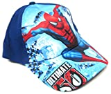 Art box SPYDERMEN print FANCY CAP for all function Free size up to boys 12 years